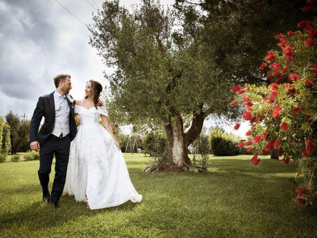 Il matrimonio di Ruben e Sharon a Mesagne, Brindisi 46