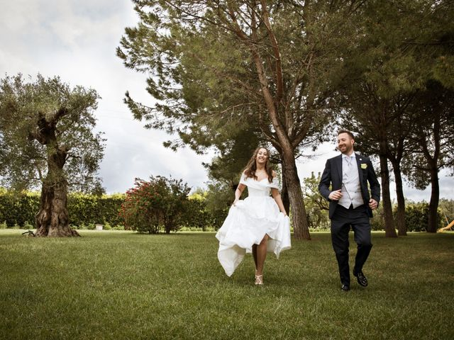 Il matrimonio di Ruben e Sharon a Mesagne, Brindisi 48