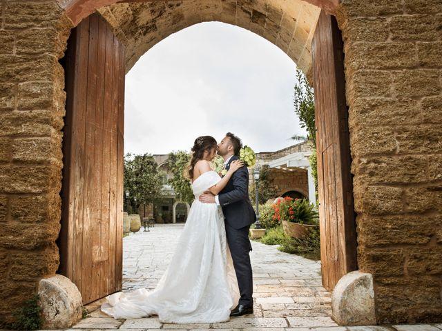 Il matrimonio di Ruben e Sharon a Mesagne, Brindisi 50
