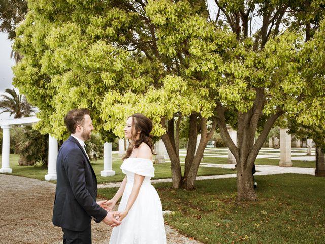 Il matrimonio di Ruben e Sharon a Mesagne, Brindisi 52