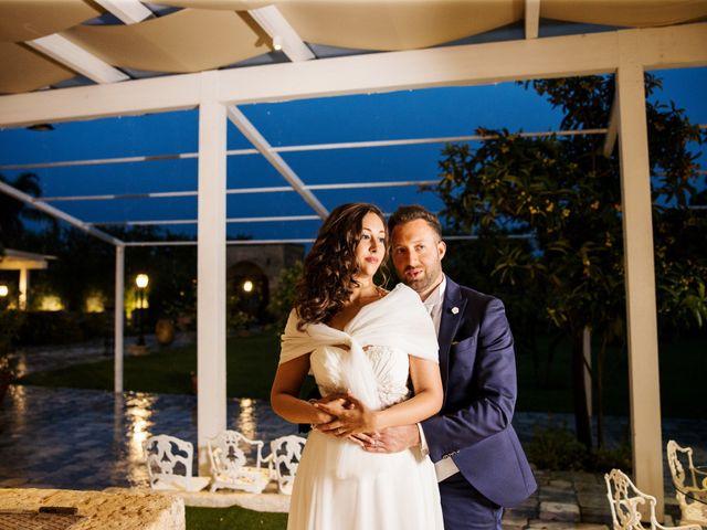 Il matrimonio di Ruben e Sharon a Mesagne, Brindisi 56