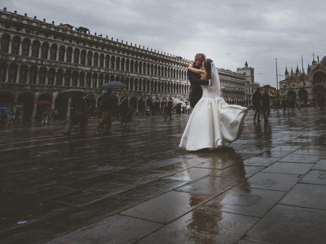 le nozze di Alexandra e Alfred