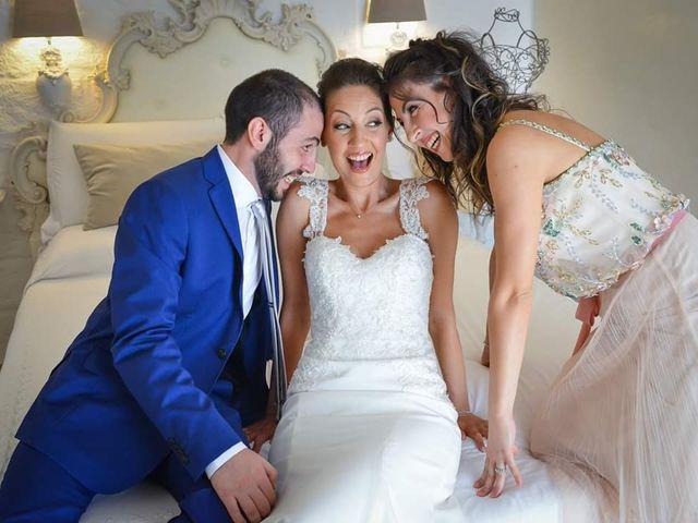 Le nozze di Alessandra  e Livio