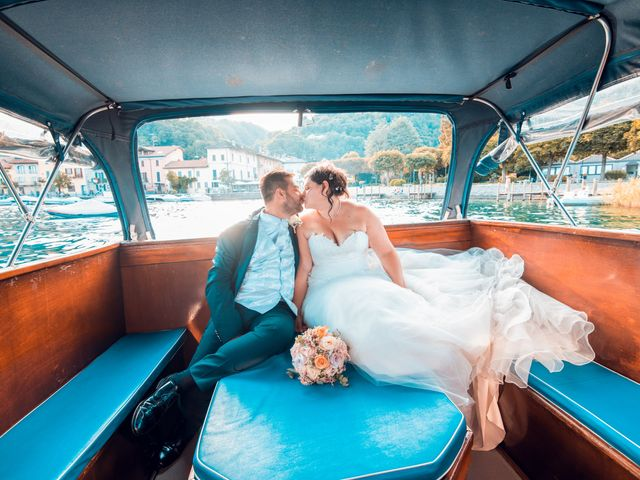 Il matrimonio di Paola e Angelo a Novara, Novara 1