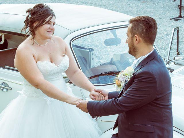 Il matrimonio di Paola e Angelo a Novara, Novara 12