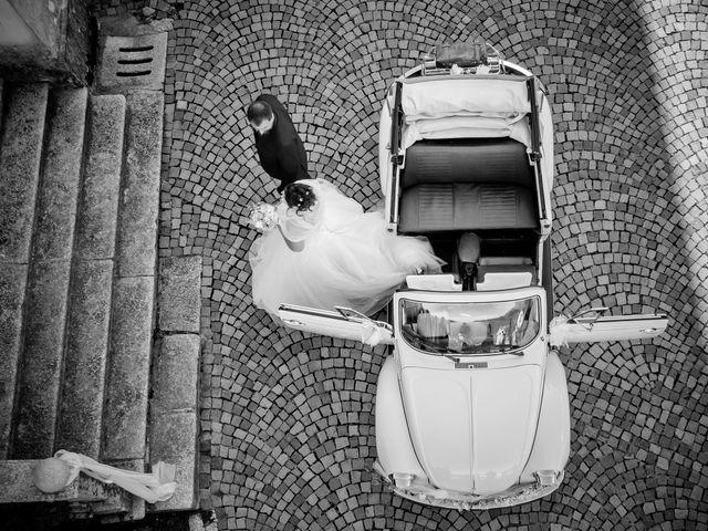 Il matrimonio di Paola e Angelo a Novara, Novara 15
