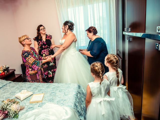 Il matrimonio di Paola e Angelo a Novara, Novara 32