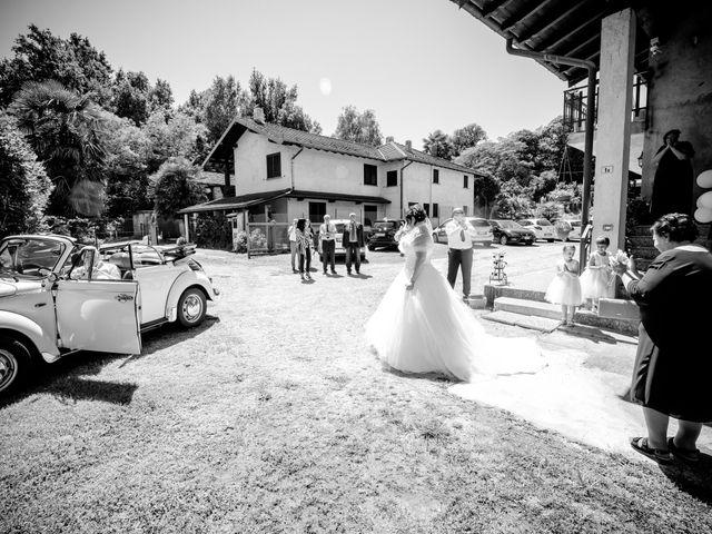 Il matrimonio di Paola e Angelo a Novara, Novara 34