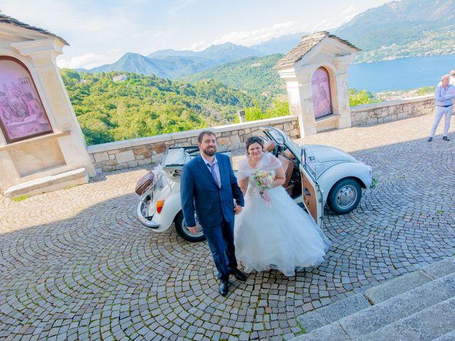 Il matrimonio di Paola e Angelo a Novara, Novara 44