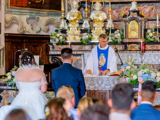 Il matrimonio di Paola e Angelo a Novara, Novara 46