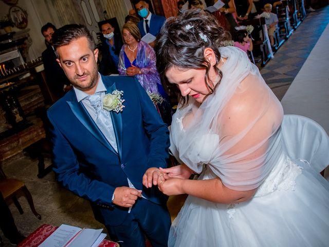 Il matrimonio di Paola e Angelo a Novara, Novara 48