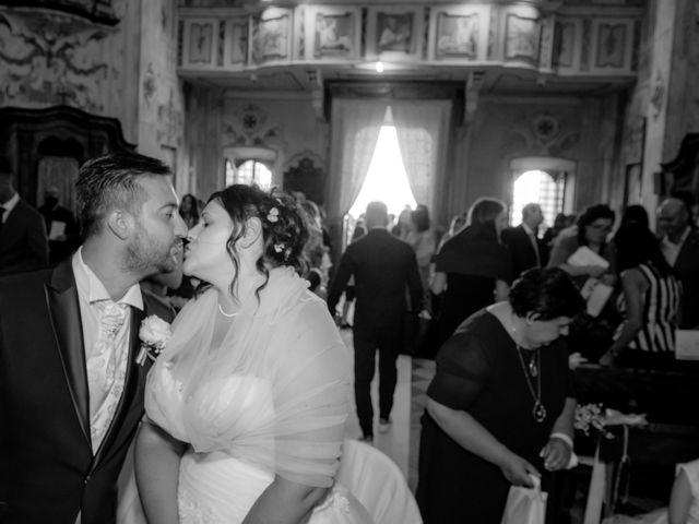 Il matrimonio di Paola e Angelo a Novara, Novara 49