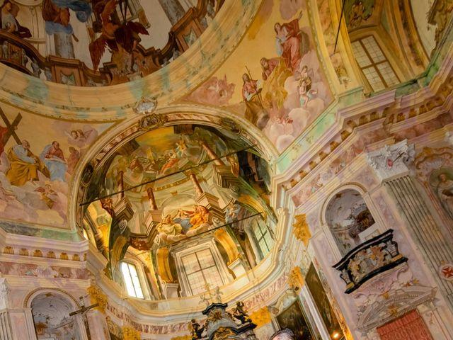 Il matrimonio di Paola e Angelo a Novara, Novara 50
