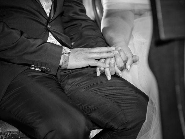 Il matrimonio di Paola e Angelo a Novara, Novara 51