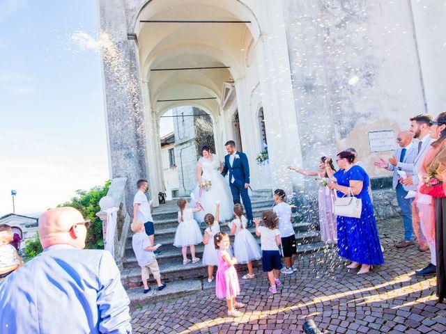 Il matrimonio di Paola e Angelo a Novara, Novara 53