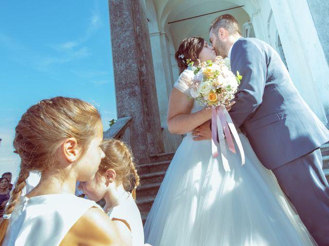 Il matrimonio di Paola e Angelo a Novara, Novara 54