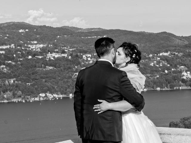 Il matrimonio di Paola e Angelo a Novara, Novara 56