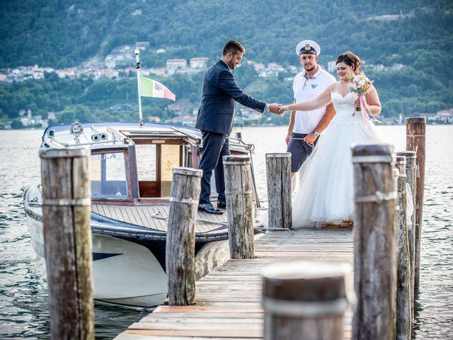 Il matrimonio di Paola e Angelo a Novara, Novara 59