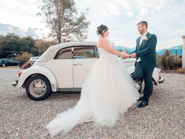 Il matrimonio di Paola e Angelo a Novara, Novara 63