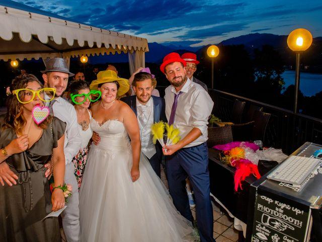 Il matrimonio di Paola e Angelo a Novara, Novara 67