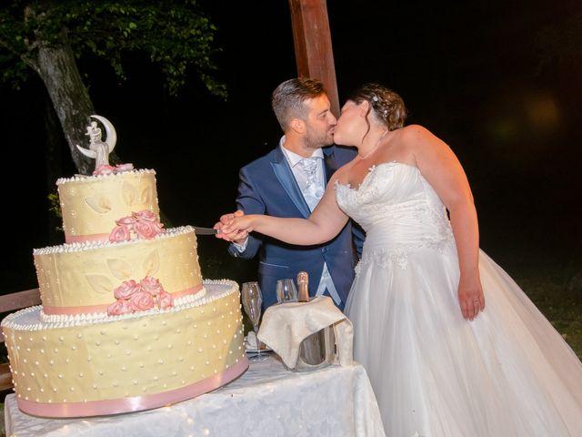 Il matrimonio di Paola e Angelo a Novara, Novara 70