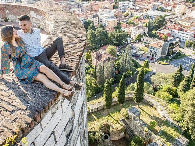 Il matrimonio di Nicholas e Cristina a Chiari, Brescia 20
