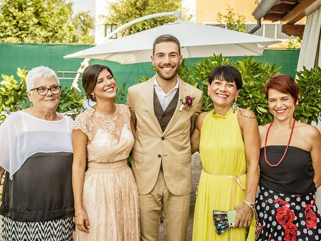 Il matrimonio di Nicholas e Cristina a Chiari, Brescia 100