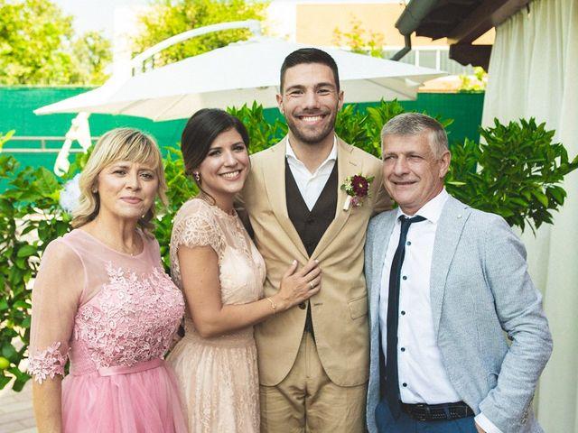 Il matrimonio di Nicholas e Cristina a Chiari, Brescia 107