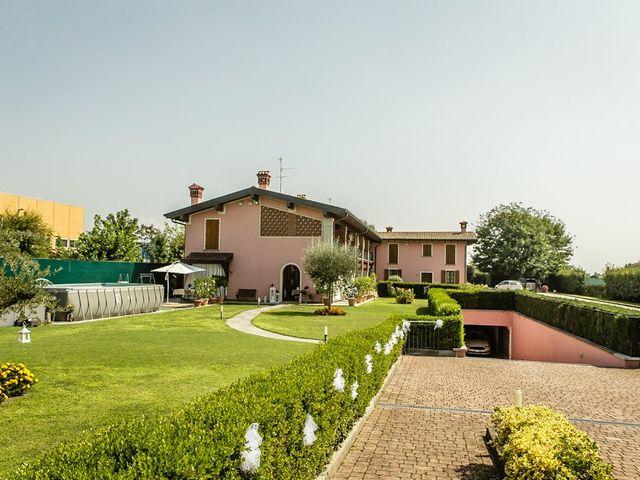 Il matrimonio di Nicholas e Cristina a Chiari, Brescia 113