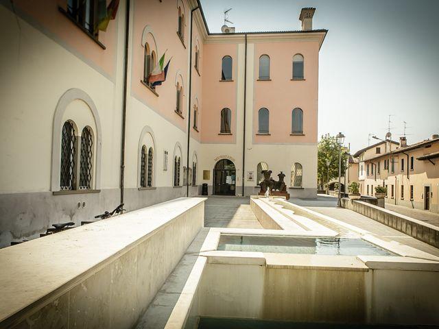 Il matrimonio di Nicholas e Cristina a Chiari, Brescia 115