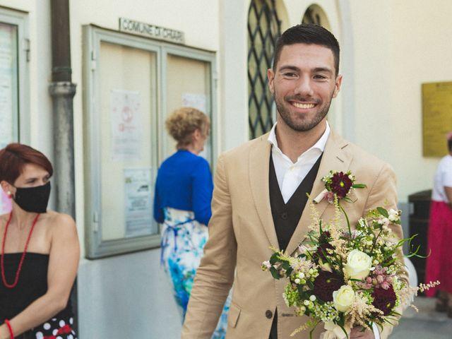 Il matrimonio di Nicholas e Cristina a Chiari, Brescia 122