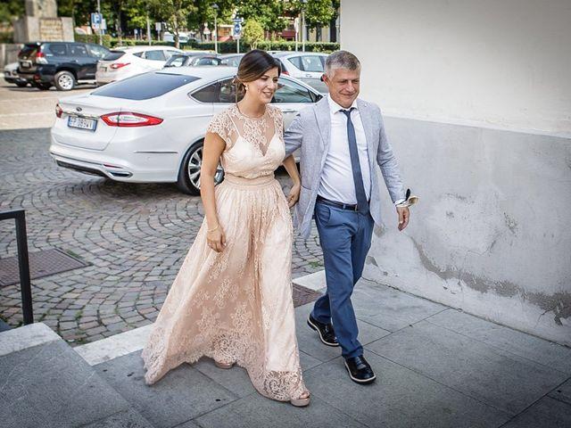 Il matrimonio di Nicholas e Cristina a Chiari, Brescia 129