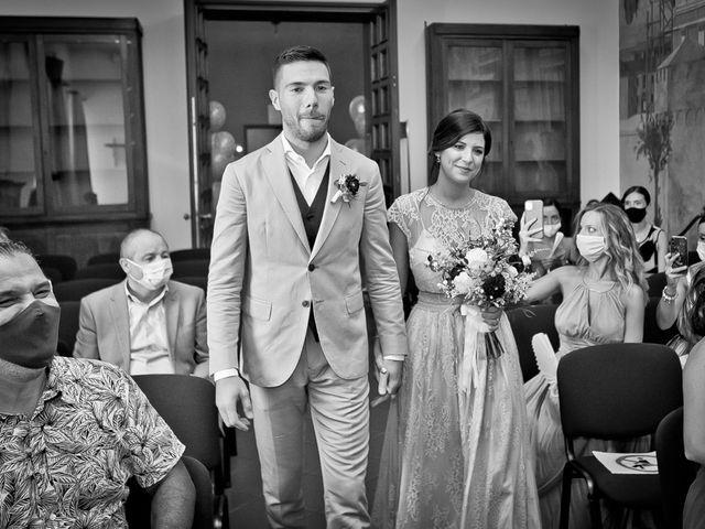 Il matrimonio di Nicholas e Cristina a Chiari, Brescia 137