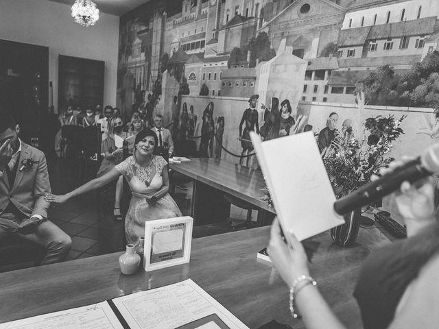 Il matrimonio di Nicholas e Cristina a Chiari, Brescia 143