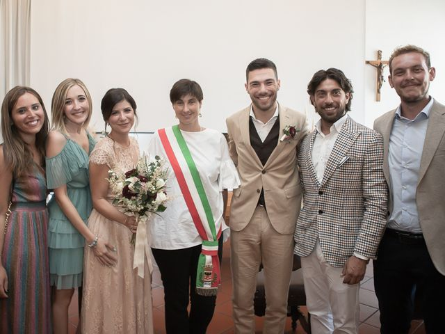 Il matrimonio di Nicholas e Cristina a Chiari, Brescia 171