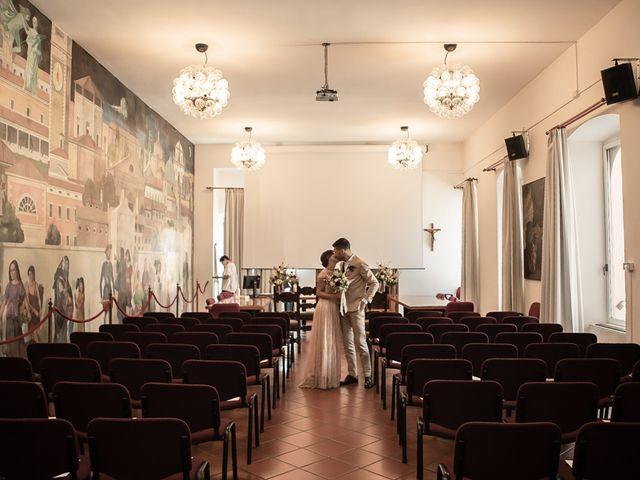 Il matrimonio di Nicholas e Cristina a Chiari, Brescia 175