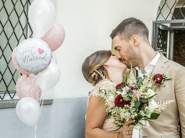 Il matrimonio di Nicholas e Cristina a Chiari, Brescia 178