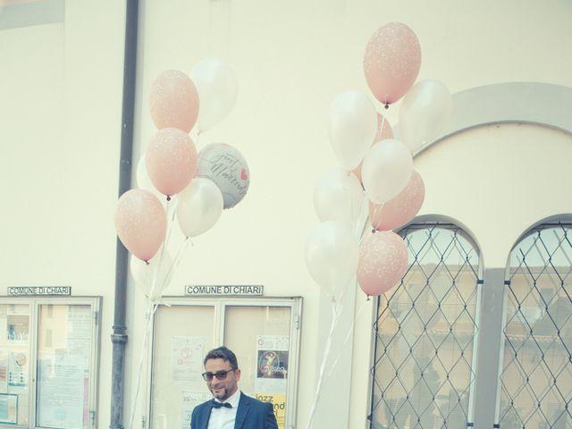 Il matrimonio di Nicholas e Cristina a Chiari, Brescia 184