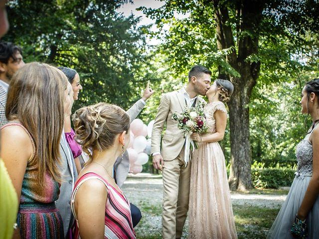 Il matrimonio di Nicholas e Cristina a Chiari, Brescia 191