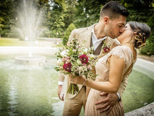 Il matrimonio di Nicholas e Cristina a Chiari, Brescia 193