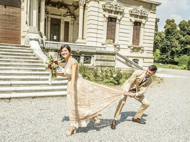 Il matrimonio di Nicholas e Cristina a Chiari, Brescia 196