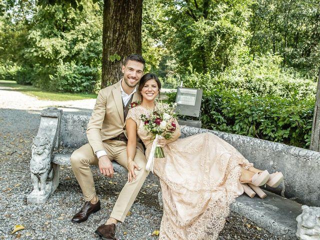 Il matrimonio di Nicholas e Cristina a Chiari, Brescia 197
