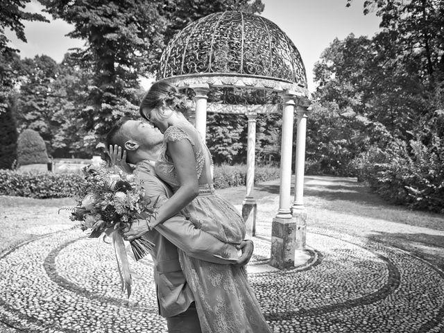 Il matrimonio di Nicholas e Cristina a Chiari, Brescia 203