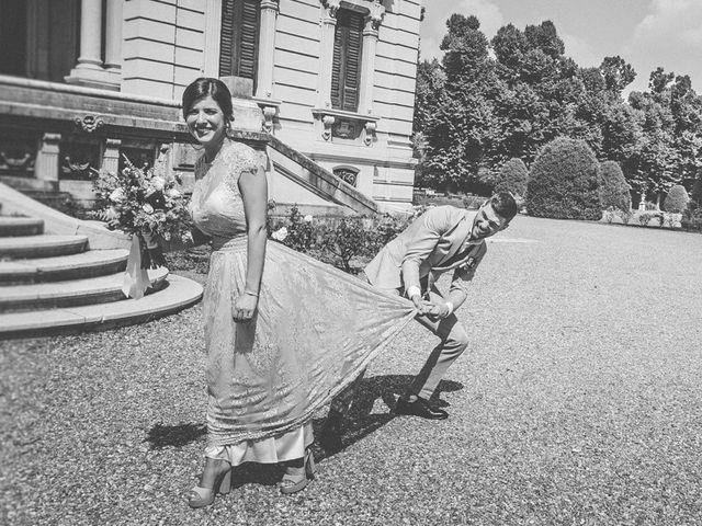 Il matrimonio di Nicholas e Cristina a Chiari, Brescia 204