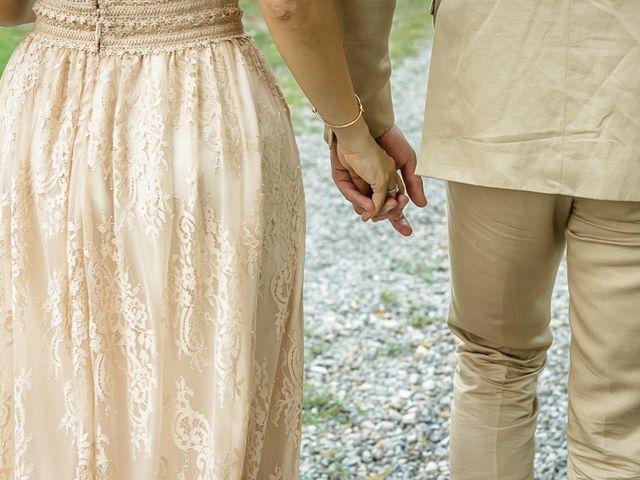 Il matrimonio di Nicholas e Cristina a Chiari, Brescia 206