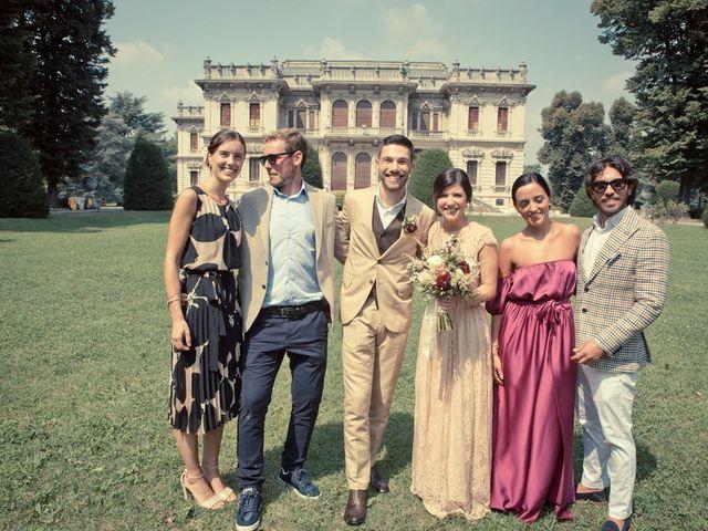 Il matrimonio di Nicholas e Cristina a Chiari, Brescia 208