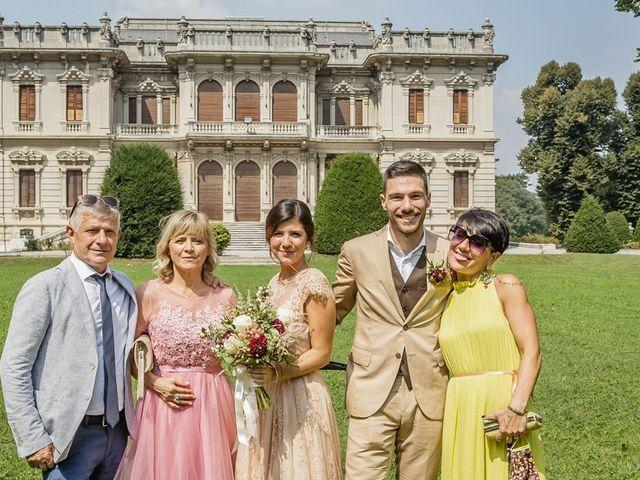Il matrimonio di Nicholas e Cristina a Chiari, Brescia 213