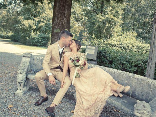 Il matrimonio di Nicholas e Cristina a Chiari, Brescia 214