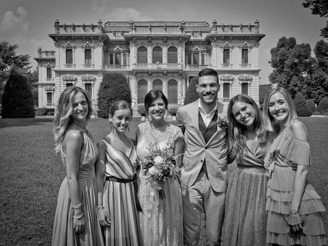 Il matrimonio di Nicholas e Cristina a Chiari, Brescia 215