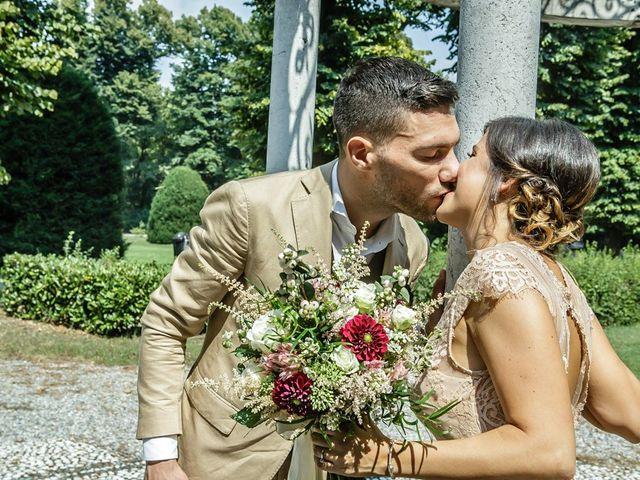 Il matrimonio di Nicholas e Cristina a Chiari, Brescia 216